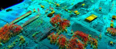 Exemple d'image laser 3D