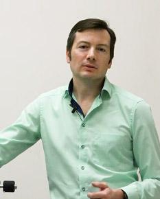 Johan, Maître de recherche en science des matériaux au Département Matériaux et Structures (DMAS)