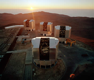 Le Very Large Telescope