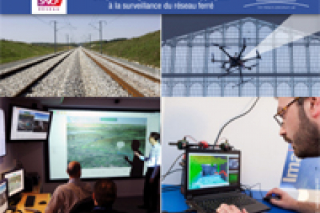 Drones and the rail network: applied research that's really taking off