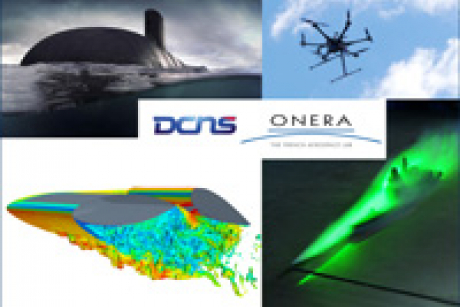 DCNS and ONERA sign a framework agreement for innovative and cooperative R&D