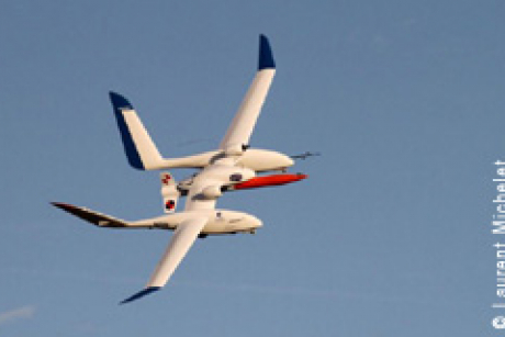 Eole demonstrator starts flight tests Automated, reusable launch aircraft co-developed by CNES, Onera and Aviation Design